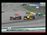 Формула-1: Первая половина сезона 2010 (видеоклип)