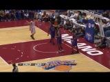 Armani Jeans Milano - New York Knicks / Амаре и Тимофей против Алексея Печерова! / НТВ+ [2010 г., Баскетбол, TVRip] 2